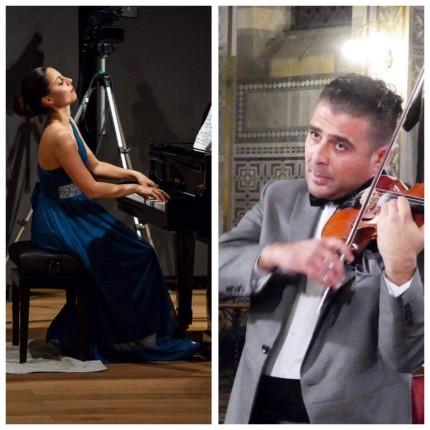 Koncert: Pal Žiga i Noemi Gereg