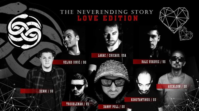 The NeverEnding story Love-Edition