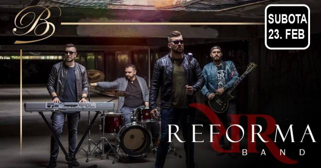 Reforma band