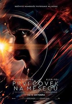 Film: Prvi čovek na Mesecu