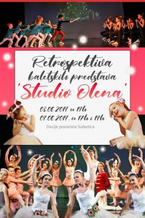 Retrospektiva baletskih predstava