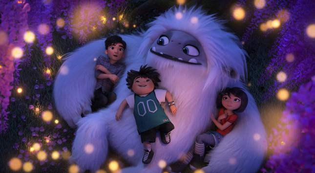 Animirani film: Jeti - Snežni čovek 3D