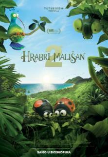 Animirani film: Hrabri mališan 2