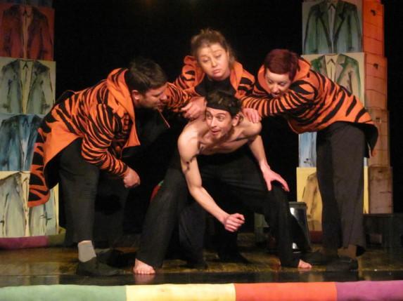 Predstava za decu: Tigris Peter