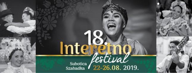 18. Interetno festival