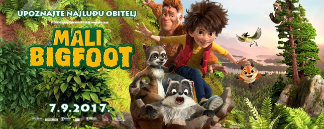 Animirani film: Mali Bigfoot