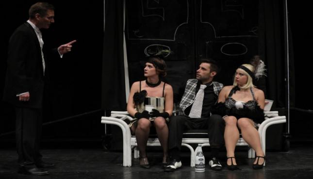 Predstava: Đula Šomođi - Mihalj Ejzeman - Ištvan Zagon: Crni Petar