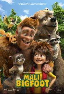 Animirani film: Mali Bigfoot 3D