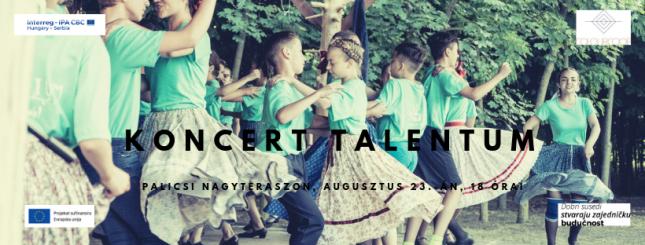 Koncert Umetničkog udruženja talenata ,,Talentum,,