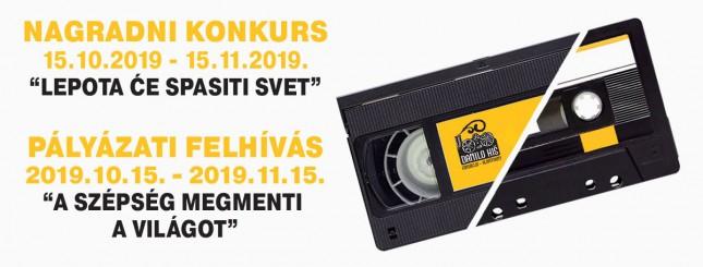 """Konkurs u oblasti umetničkog stvaralaštva za 2019. godinu na temu """"Lepota će spasiti svet"""""""