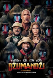 Film: Džumandži - Sledeći nivo 3D