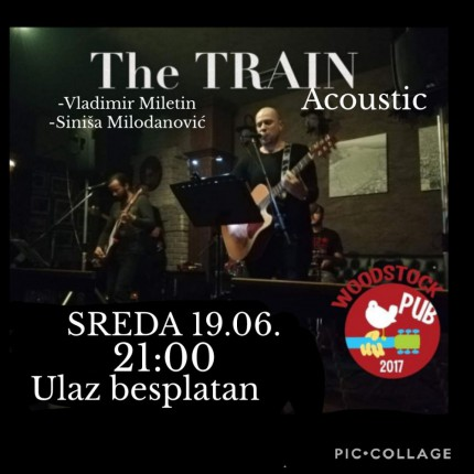 Rock svirka: The Train acoustic