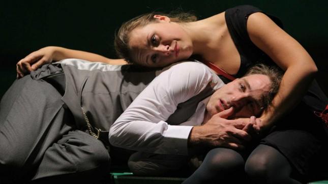 Predstava: Erne Sep: Ljubičasti bagrem
