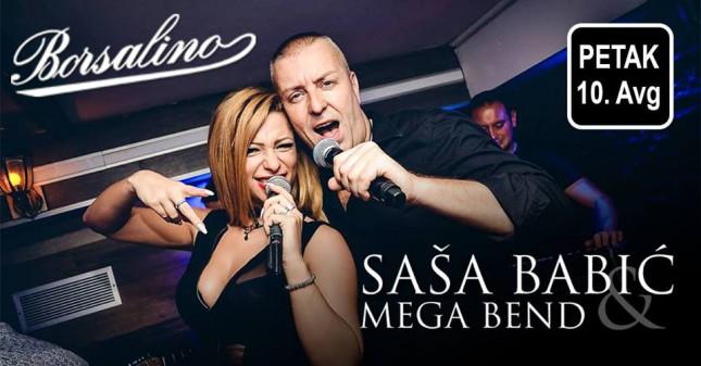 Saša Babić i Mega bend