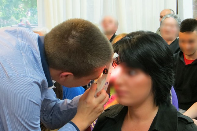 Akcija besplatnog merenja intraokularnog pritiska