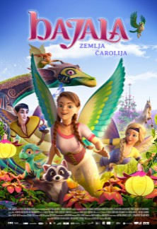 Animirani film: Bajala - Zemlja carolija
