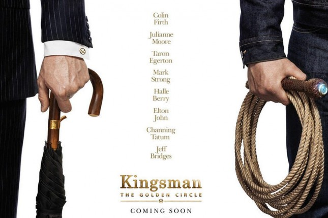Film: Kingsman: Zlatni krug