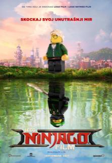 Animirani film: Lego Ninjago film 3D