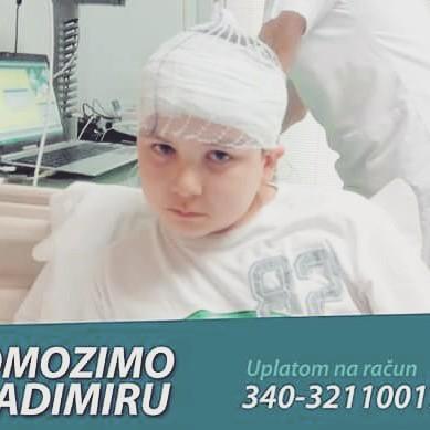 Humanitarna prodaja za pomoc Vladimiru Djordjevicu