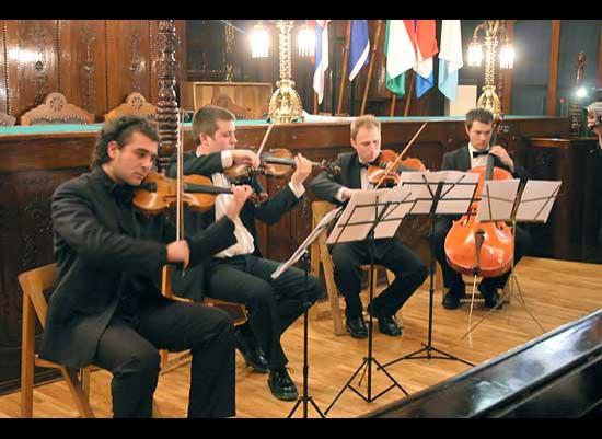 Garden Quartet - Koncert 5