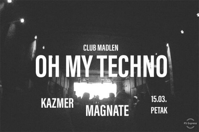Oh my techno