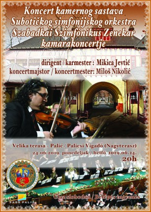 Koncert kamernog sastava Subotičkog simfonijskog orkestra