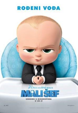 Animirani film: MALI ŠEF 3D