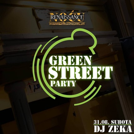 Green street party