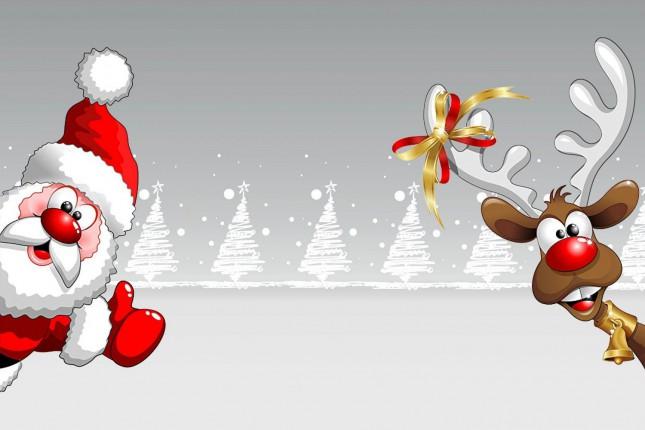 Putovanje vozom sa Deda Mrazom