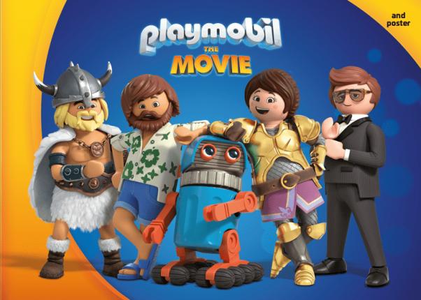 Animirani film: Playmobil