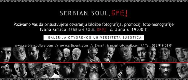 Izložba fotografija: Serbian Soul, Bre!