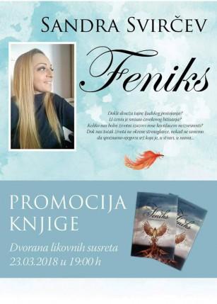 Promocija knjige: Feniks