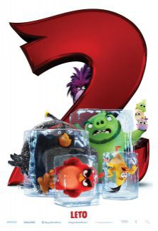 Animirani film: Angry birds film 2 3D