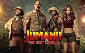 Film: Džumandži - Sledeći nivo