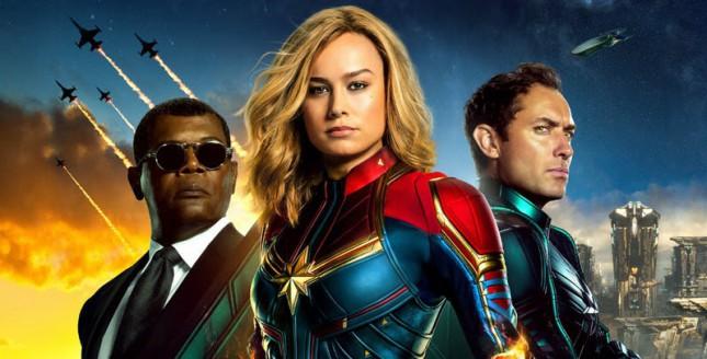 Film: Kapetan Marvel