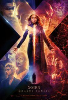 Film: X Men - Mračni Fenix 3D