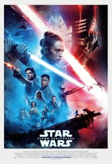 Film: Star Wars - Uspon Skajvokera