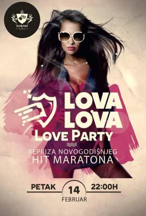 LovaLova - Love Party