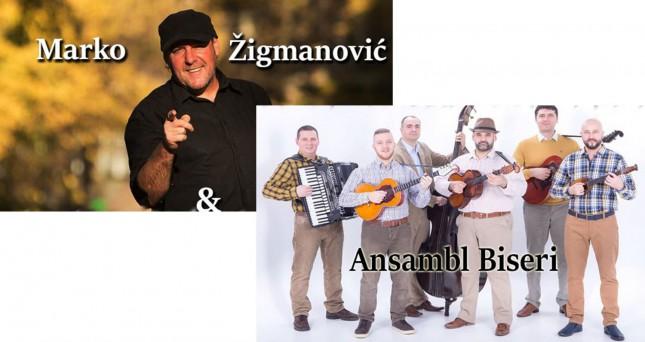 Marko Žigmanović i ansambl Biseri
