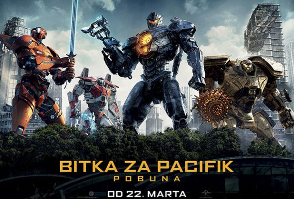 Film: Bitka Za Pacifik: Pobuna