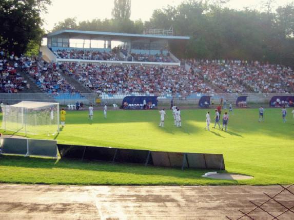 Fudbal: FK Spartak - FK Radnički