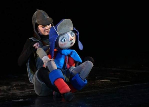 Predstava za decu: Izvini mama