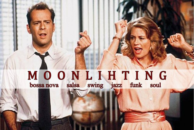 Moonlighting Quartet band