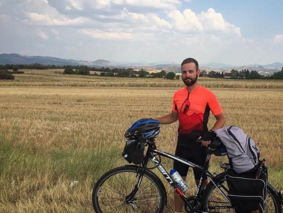 Klub putnika: Biciklom do Hilandara