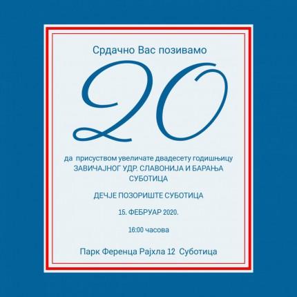 Завичајно Удружење Славонија и Барања - Суботица