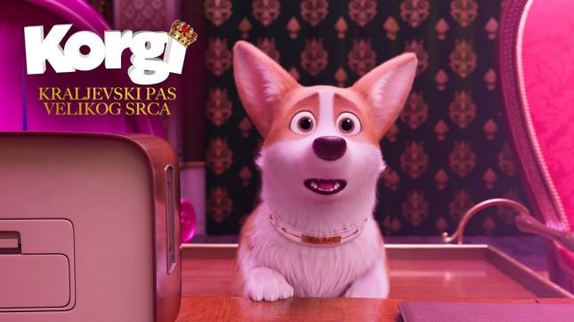 Animirani film: Korgi - kraljevski pas velikog srca