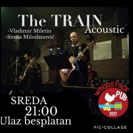 Akustična svirka: The TRAIN