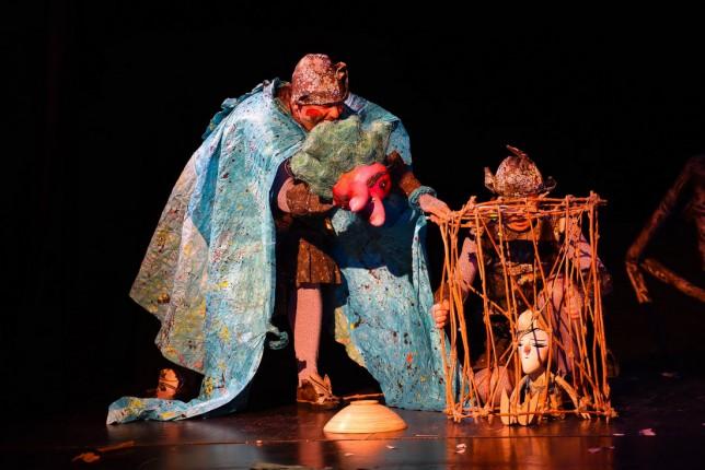 Predstava za decu: Jancsi es Juliska