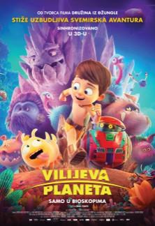 Animirani film: Vilijeva planeta