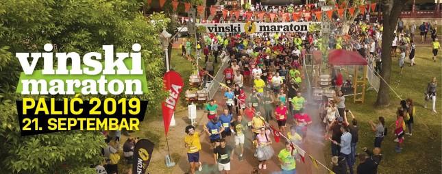 Vinski maraton 2019.
